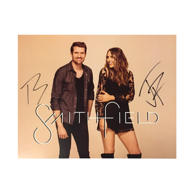 Smithfield AUTOGRAPHED 8x10